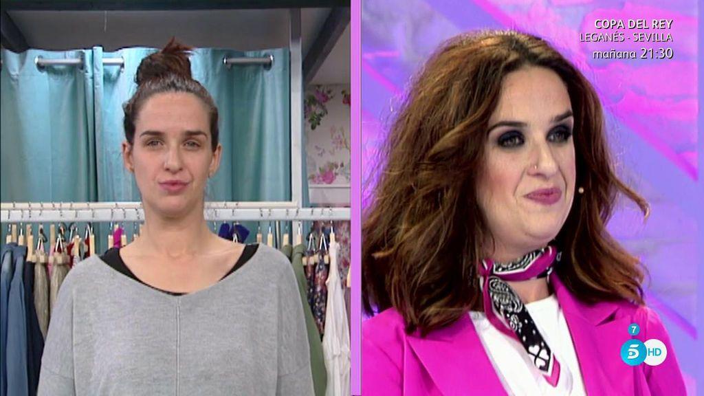 """Fiona Ferrer, a Noelia: """"Eres tan bonita que nadie debería mirar tus tobillos"""""""