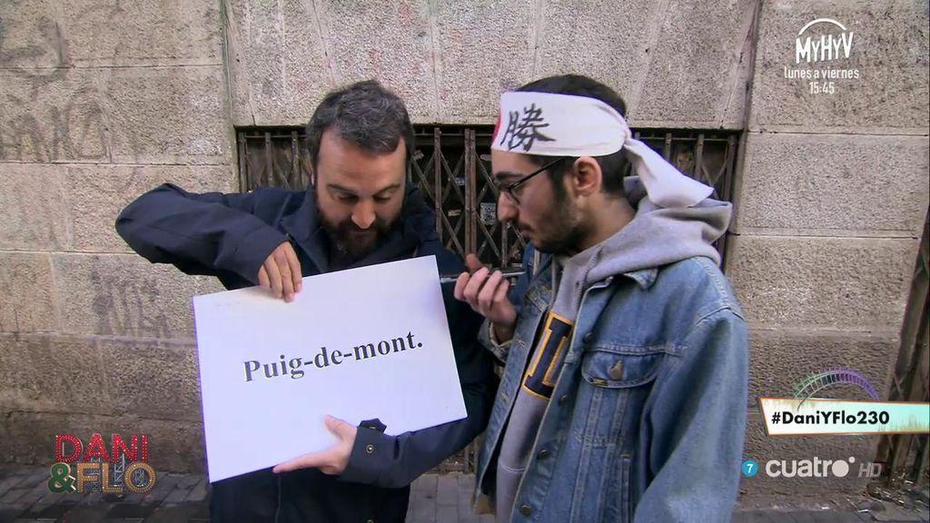 Una madre generosa acoge a Puigdemont en Orense gracias a Banzai