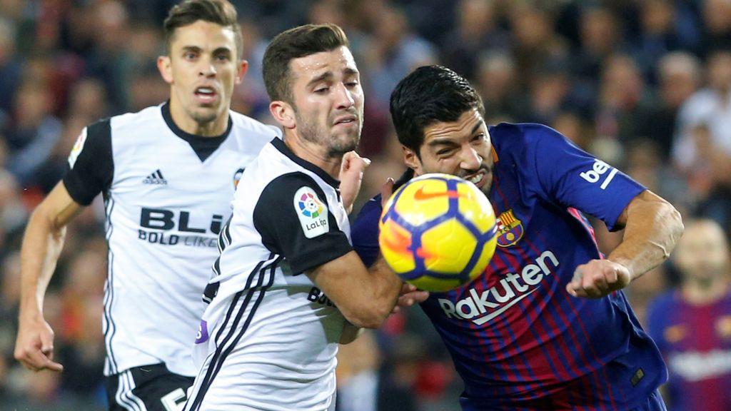 Copa del Rey | Barça - Sevilla, la ida de semifinales este jueves a las 21.30 en Telecinco, Mitele y la App de Mediaset Sport
