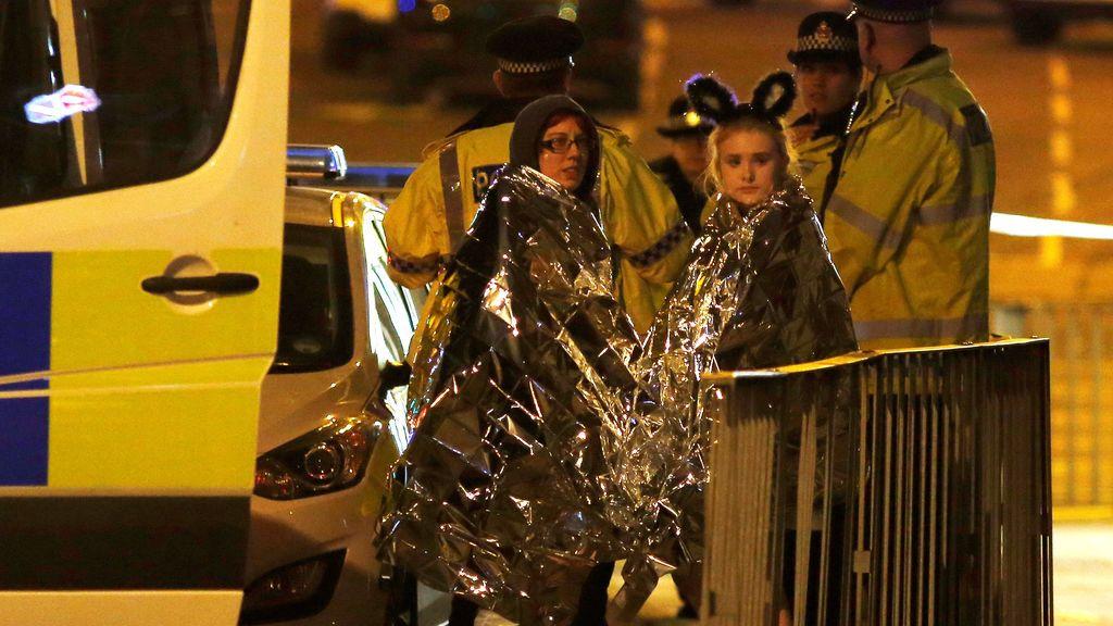 El 'héroe' del Manchester Arena, encarcelado por robar a las víctimas de la tragedia