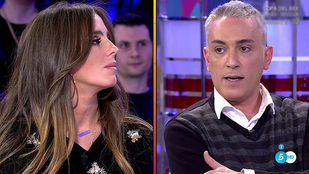 El descomunal mosqueo de Kiko Hernández con Anabel Pantoja