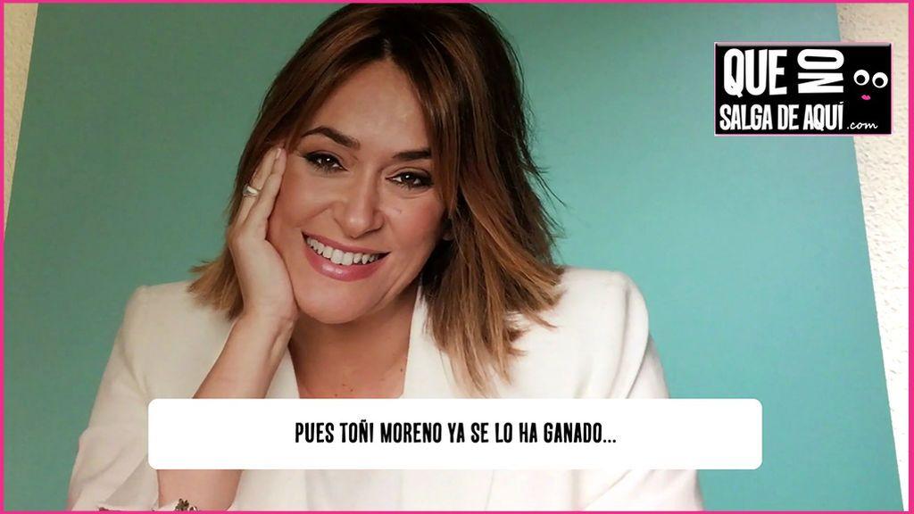 Toñi Moreno no es la única novedad del paseo de la fama: ¡te enseñamos lo último!