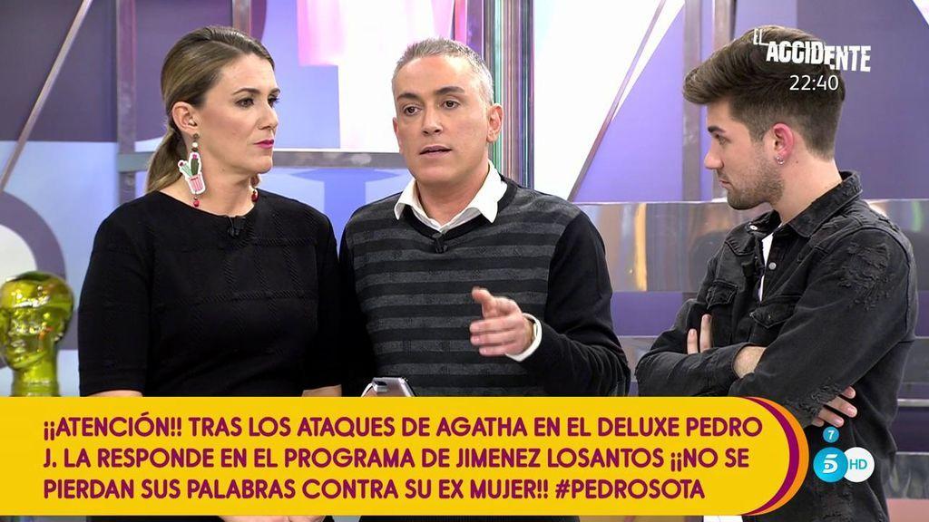 Kiko Hernández relata el pollo que ha montado Chabelita en un hospital