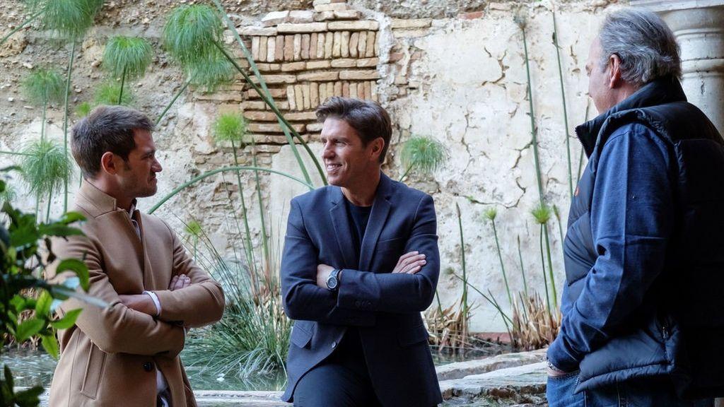 Bertín Osborne entrevista a Manuel Díaz y Julio Benítez, hijos de 'El Cordobés'