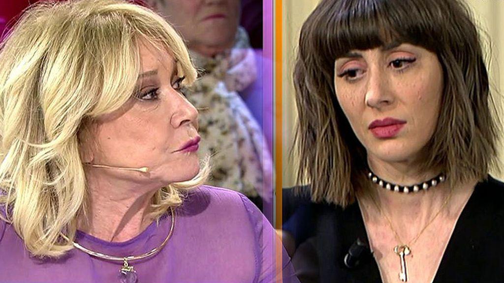 """Mila Ximénez nos cuenta cómo ha sido la 'espantada' de Natalia Ferviú: """"Se ha ido corriendo y sin abrigo"""""""