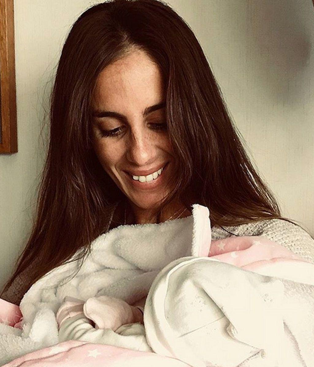 """Anabel Pantoja, emocionada con su nueva sobrina: """"Siguen llegándome ángeles del cielo"""""""
