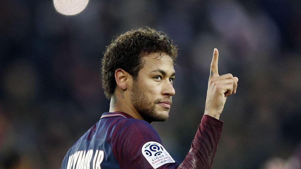 El gesto de desprecio de Neymar a un rival del que todo el mundo habla en Francia