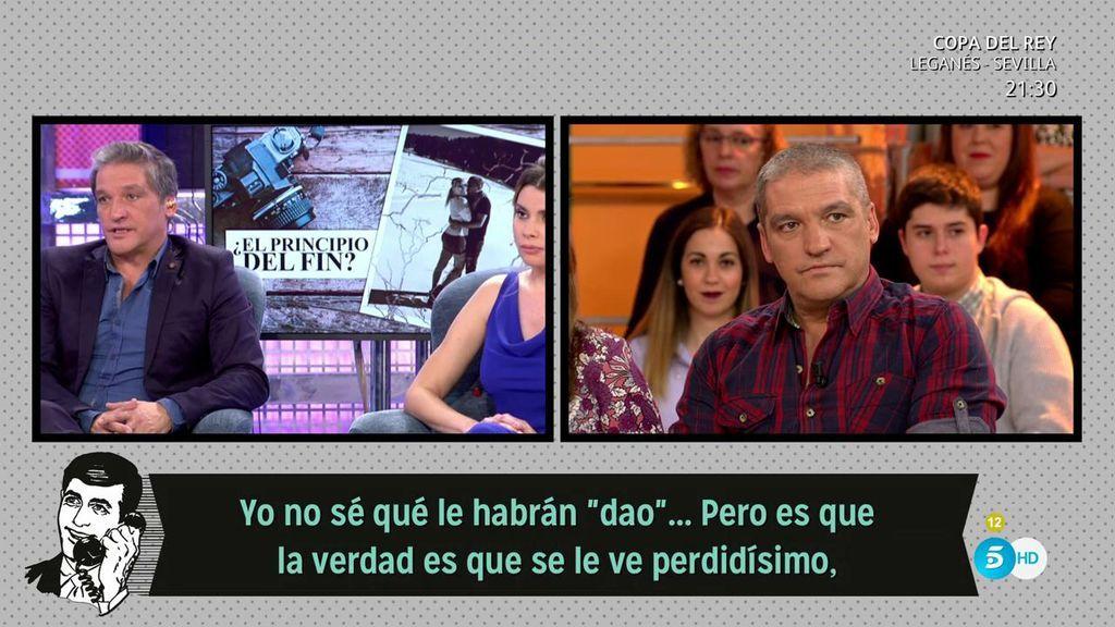 """Gustavo González responde a las críticas de la audiencia: """"No me ofende nada de lo que dicen"""""""