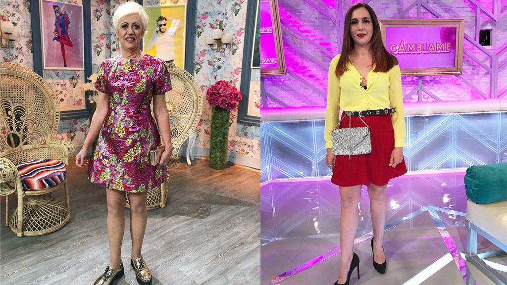 Ticket a ticket: Dos estilos diferentes de llevar minifalda por 139 euros