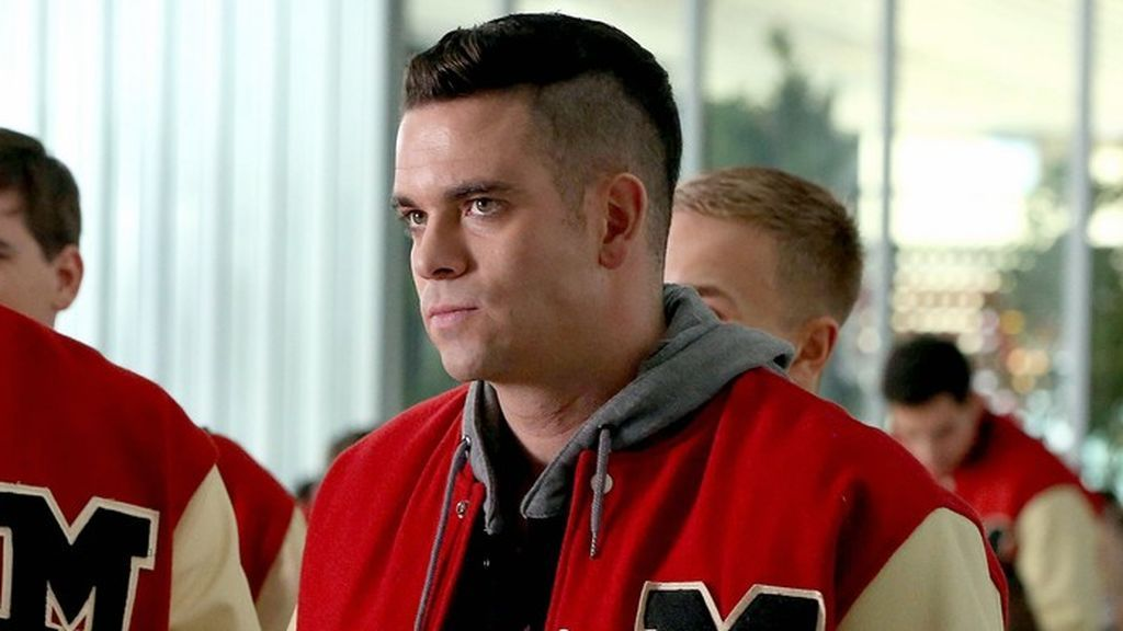 Mark Salling interpretaba a Noah Puckerman en 'Glee'.