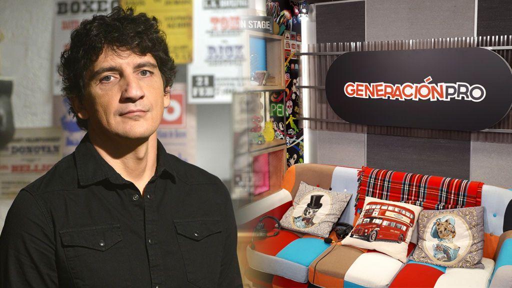 Jero García se suma a 'Generación Pro' y presentará un programa sobre deporte base todos los jueves a las 11:30 en Mtmad