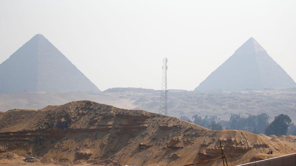 El futuro gran museo egipcio