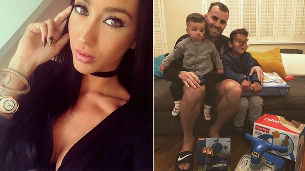 Jesé reaparece tras romper con Aurah con dos de sus hijos y con un mensaje para el bebé que tiene con la ex tronista