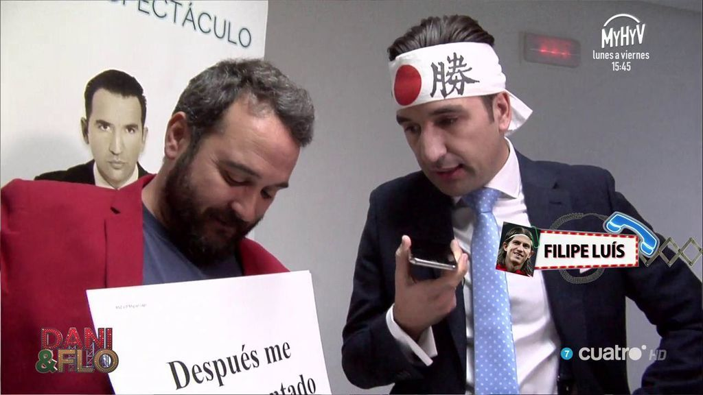 Banzai VIP: Miguel Lago, a punto de romper su amistad con el futbolista Filipe Luis