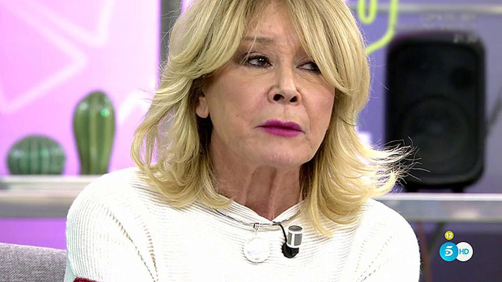 """Mila Ximénez, indignada: """"María Lapiedra y Mark son mentirosos y zafios"""""""