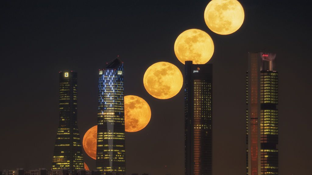 superluna madrid