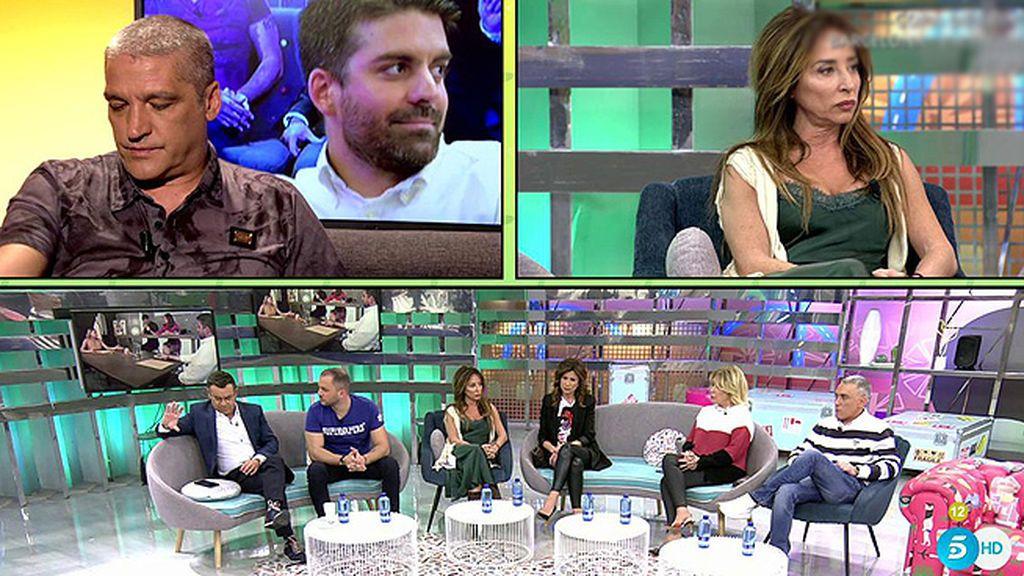 Gustavo González niega que sus compañeros malmetan para que rompa su relación con María Lapiedra