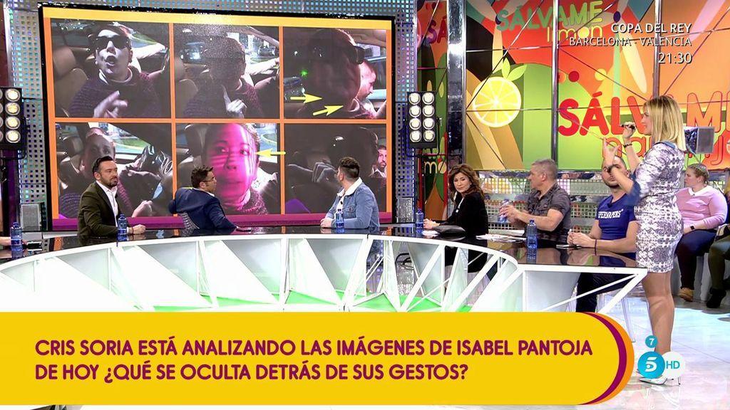 """Cristina Soria ve una actitud """"altiva"""" y """"arrogante"""" en las declaraciones de Isabel Pantoja"""