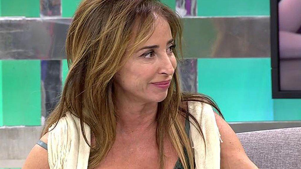María Lapiedra y Mark Hamilton aún no han ido al abogado para divorciarse, según María Patiño