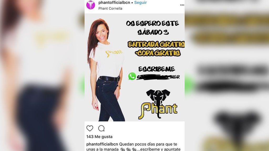 """Una discoteca de Cornellà se promociona llamando a """"unirse a la manada"""""""