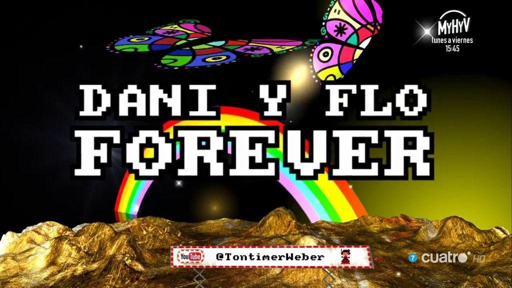 En honor a los presentadores y colaboradores de 'Dani y Flo': ¡el último 'TontimerWeber'!