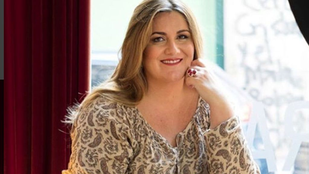 Carlota Corredera sube una foto de hace tres años para mostrar su gran cambio