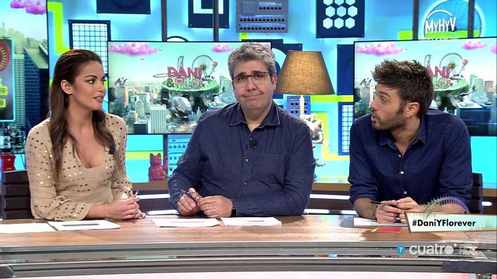 Hoy no vamos a hablar de que... ¡es el último programa de 'Dani y Flo! ¡Nooo!