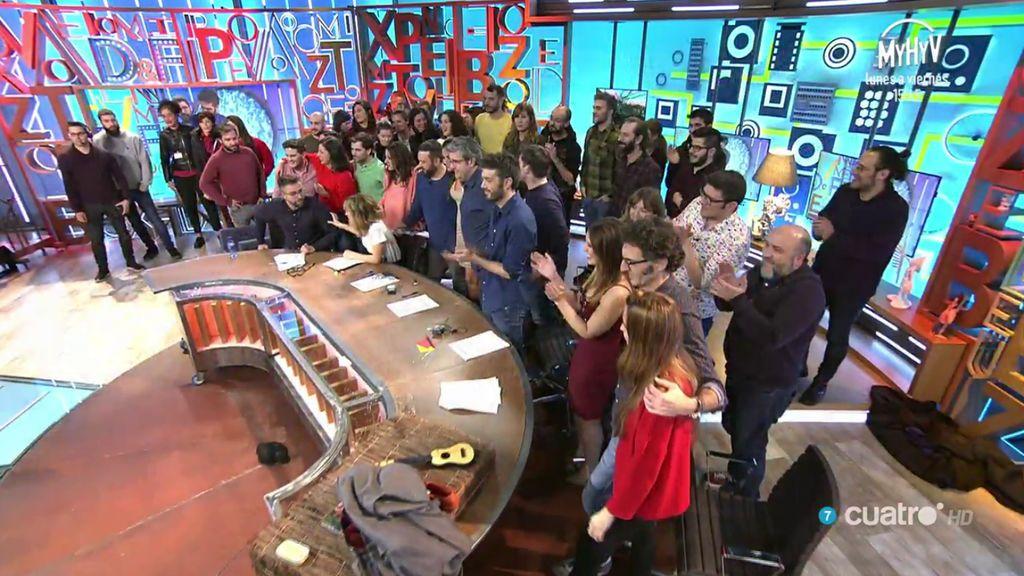 'Dani y Flo' último programa (02/02/18/), completo en HD