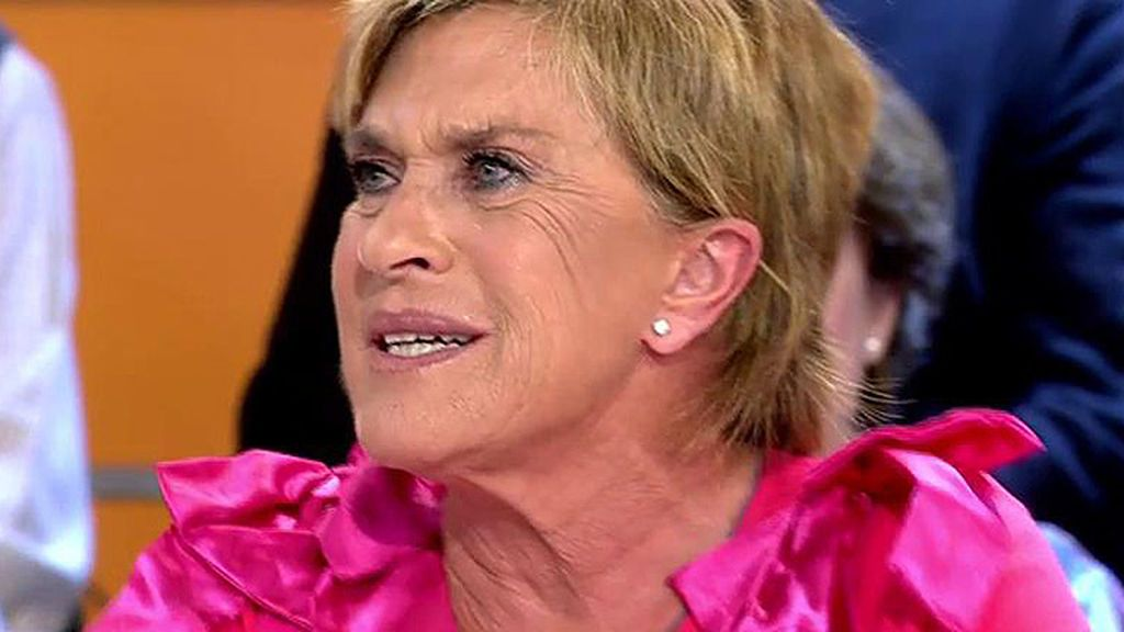 "Chelo Gª Cortés no soporta que Belén Ro le llame ""mala compañera"""