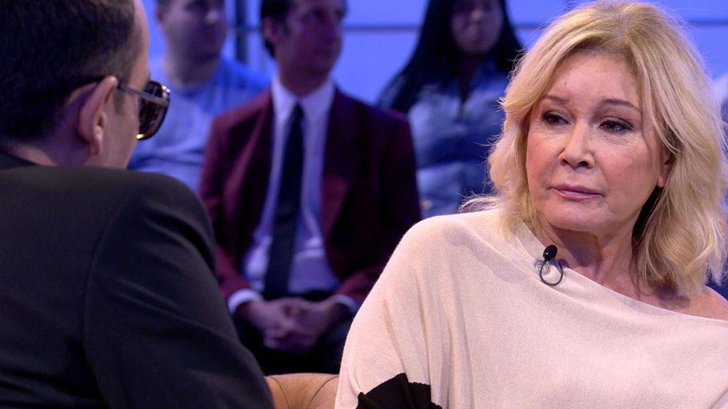 """Mila Ximénez: """"La verdad en 'Crónicas marcianas', para mí,  sí tenía un precio"""""""