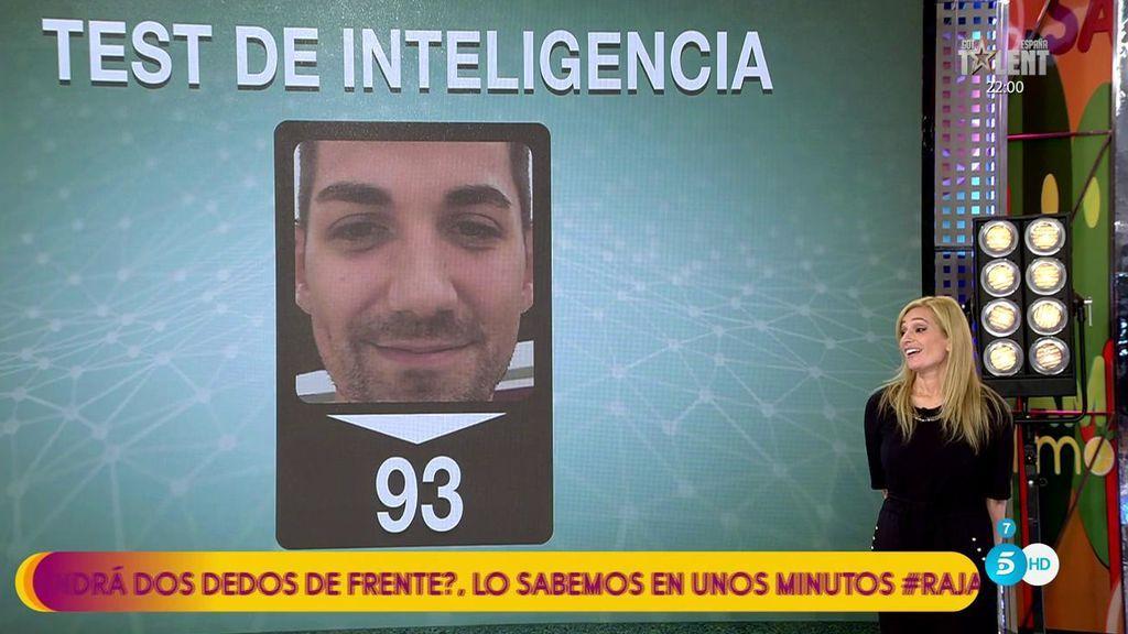 El cociente intelectual de Alejandro Albalá es de...¡93 puntos!