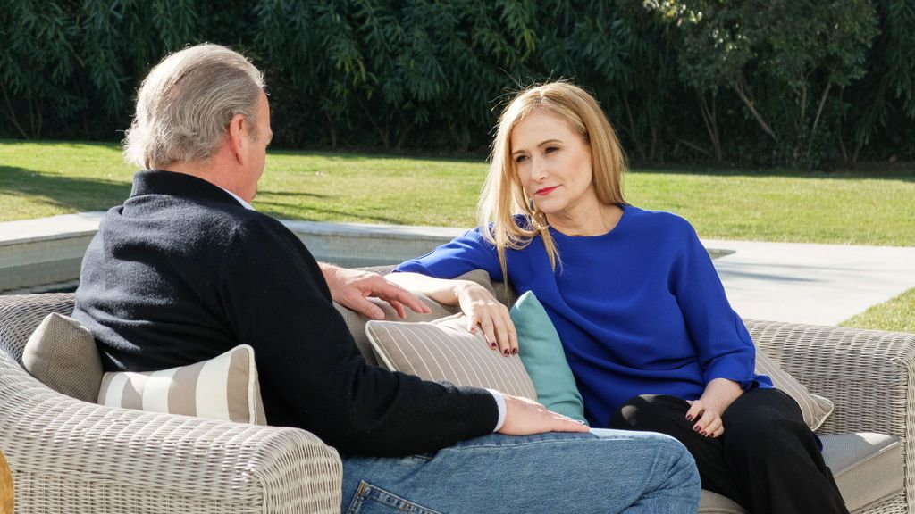 Cristina Cifuentes se sienta con Bertín Osborne el lunes en 'Mi casa es la tuya'