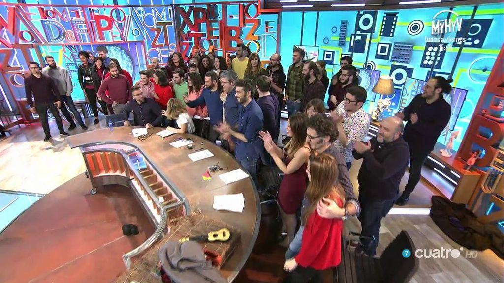 233 programas de risas y diversión: ¡Hasta siempre 'Dani y Flo'!