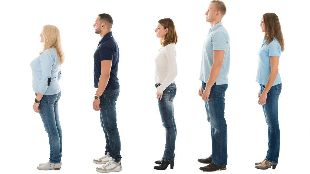 Estar de pie seis horas al día podría ayudarte a perder hasta 10 kilos