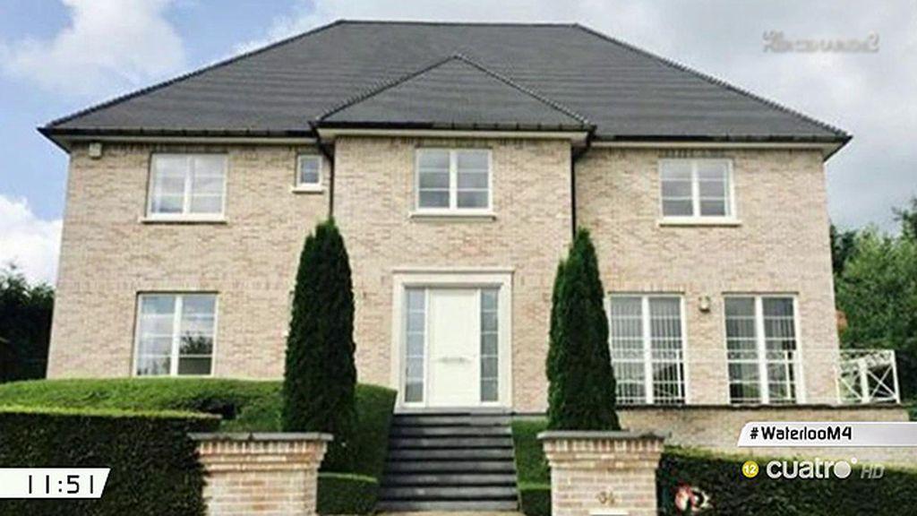 550 metros cuadrados en Waterloo: te mostramos la casa que quiere alquilar Puigdemont