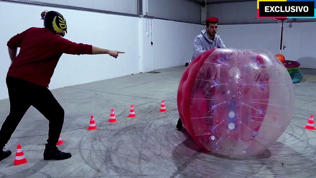 Makiman se la juega. Batalla a muerte con el 'Destructor de mundos' en su estreno en mtmad
