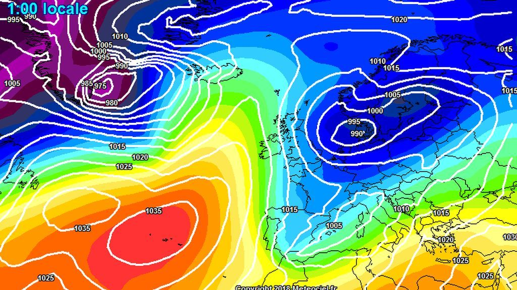 EL TIEMPO HOY - Frío polar 1