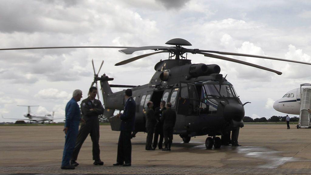 Cinco muertos tras estrellarse dos helicópteros militares en el sureste de Francia