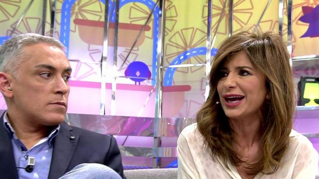 """Gema López: """"Agustín Pantoja está que trina con lo que ha hecho su hermana Isabel"""""""