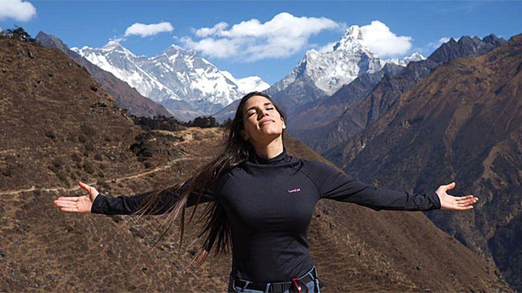 """India Martínez, sin habla en su aventura junto a Calleja: """"No imagináis lo que estoy viviendo"""""""