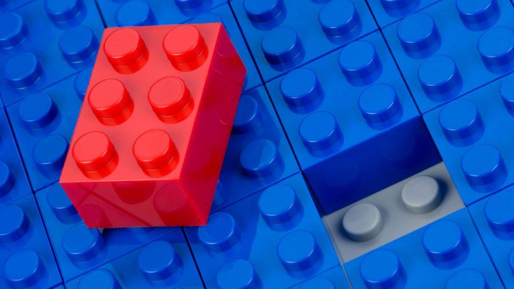 El padre de todos los LEGO