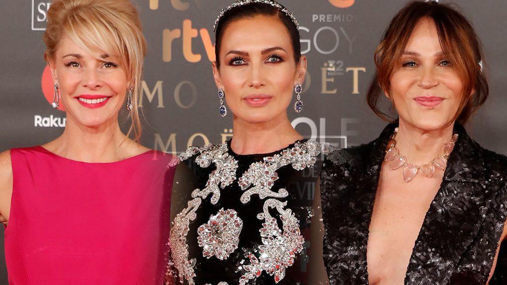 ¿Quién ha sido la mejor vestida de los Premios Goya 2018?