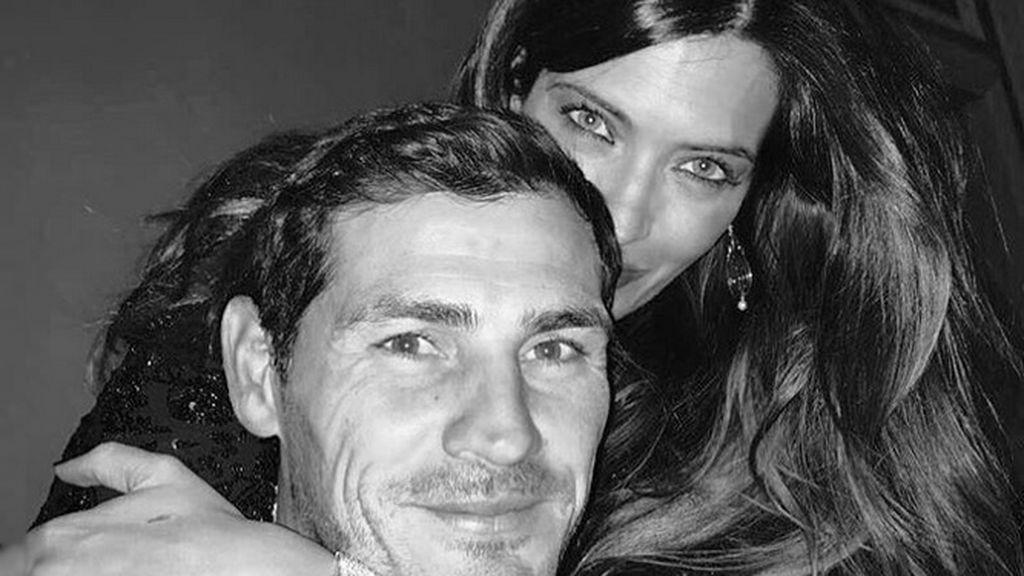 Iker Casillas felicita a Sara Carbonero por su cumpleaños con una divertida y tierna foto