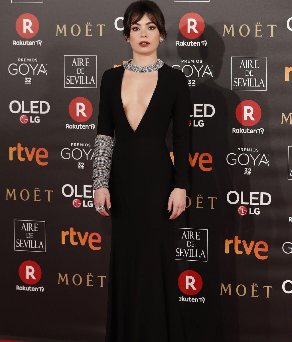 Anna Castillo vestida por Roberto Cavalli