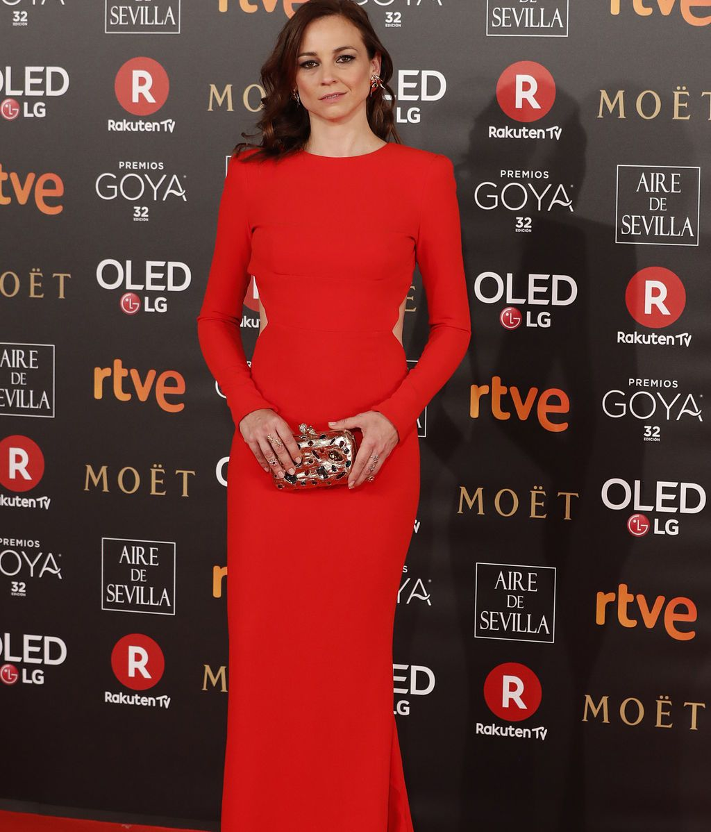 Leonor Watling vestida por Stella McCartney