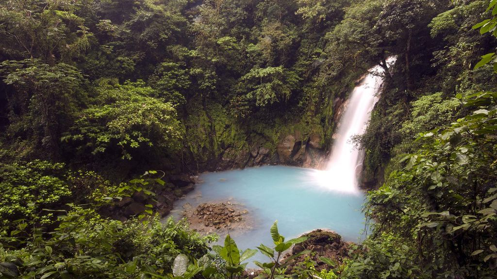 Costa Rica, Paraíso Natural