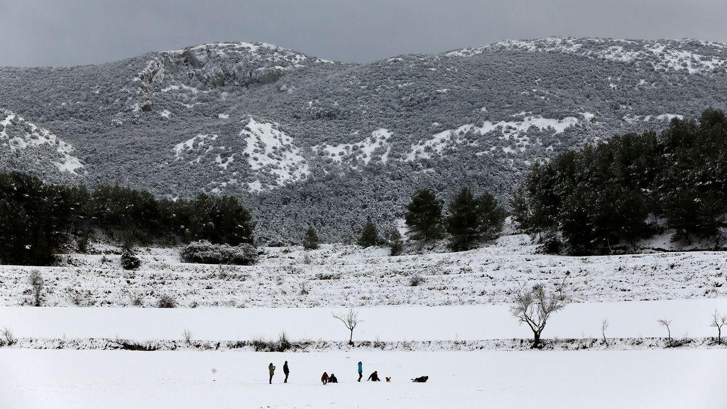 Lo peor del temporal de nieve está por venir: 40 provincias en alerta