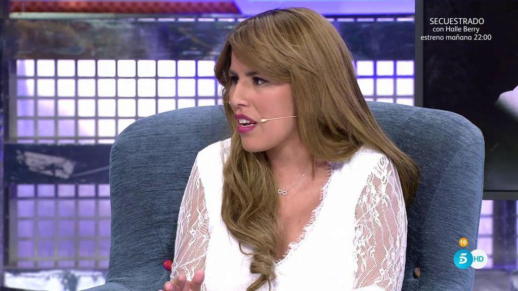 """La pregunta de Rossi que descoloca a Chabelita: """"¿Tu madre ha tenido intención de quedarse embarazada después de tenerte a ti?"""""""