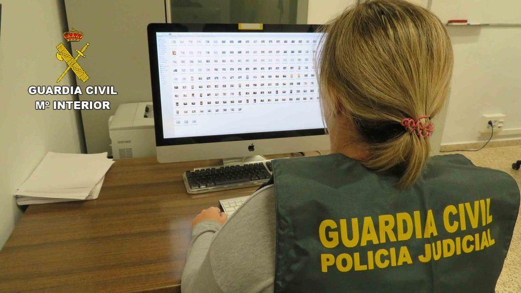 Detenido por obtener imágenes sexuales y datos bancarios de más de 300 personas a las que reparaba aparatos electrónicos