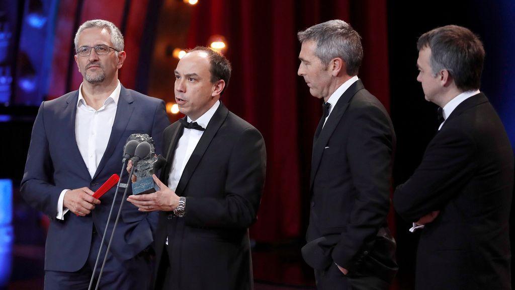 'Tadeo Jones 2: el secreto del Rey Midas', Goya a mejor película de animación